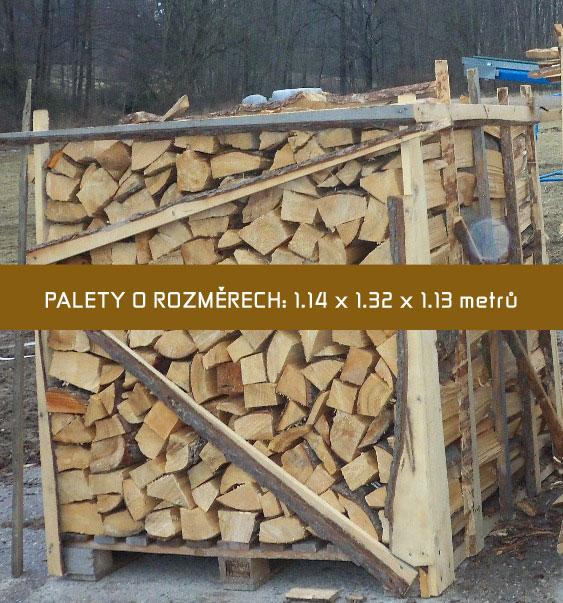 Kubik dreva cena